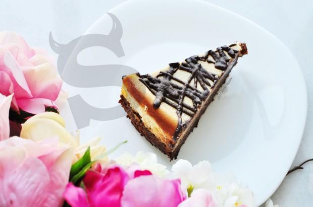 Cheesecake brownie MLS 3